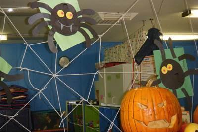 Сценарий хэллоуина в 1 классе