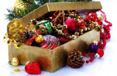 Новогодние стихи для детей. Ёлочный шар