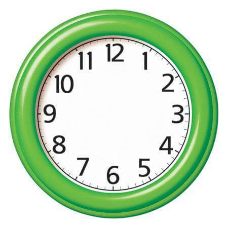 Игры на изучение времени для дошкольников