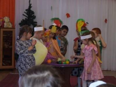 Осенний экологический праздник в детском саду. Сценарий. Старшая – подготовительная группа