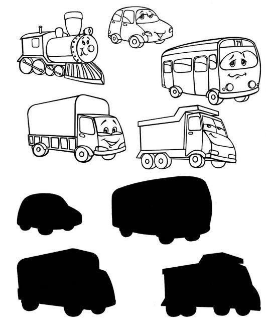 Задания в картинках на развитие мелкой моторики у детей дошкольников