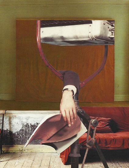 Коллаж из журнальных вырезок своими руками