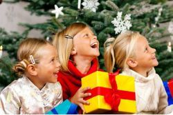 Детям о празднике Новый год