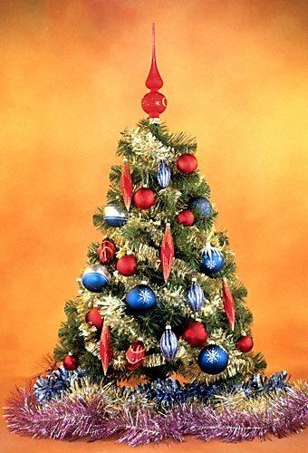 Конспект занятия на тему: Новогодние традиции для детей подготовительной группы