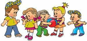 Игра-развлечение для детей подготовительной группы детского сада