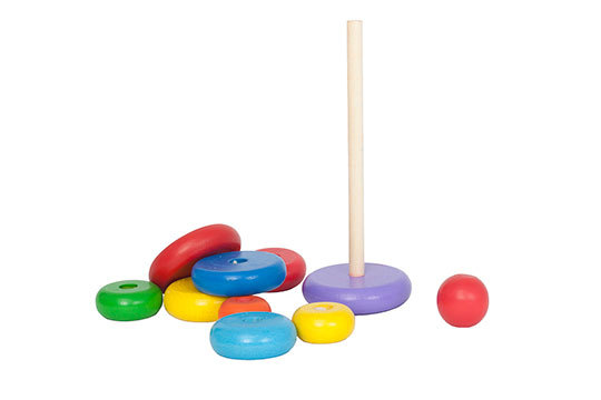 Игрушки для ребёнка от 1 до 3 лет