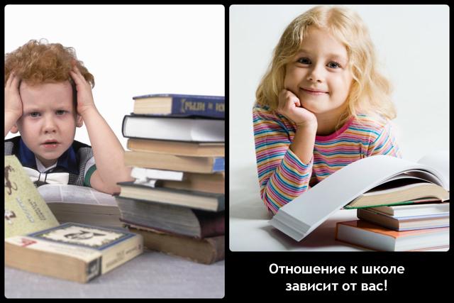 Советы родителям и рекомендации учителям по адаптации ребенка к школе
