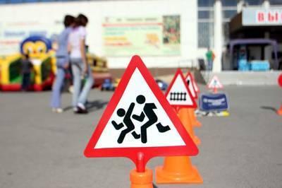 Правила дорожного движения для детей дошкольников