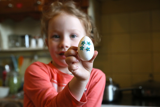 Поделки к Пасхе с детьми 6-7 лет
