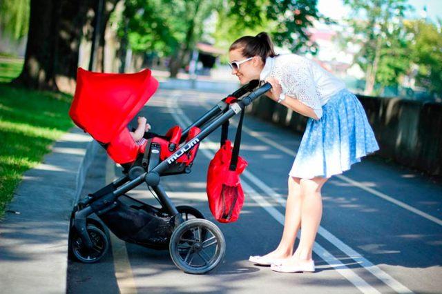Прогулки летом с детьми