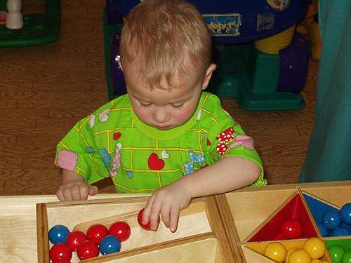 Консультация для родителей в детском саду. Игры дома с детьми 3-4 лет