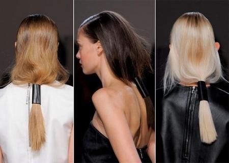 Резинка для волос своими руками