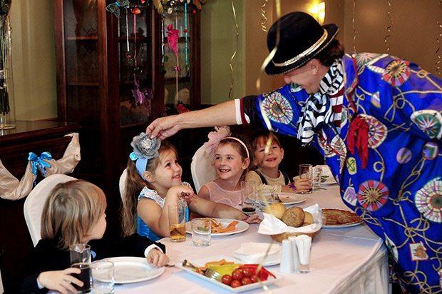 Сценарий на День рождения для девочки 3 лет дома