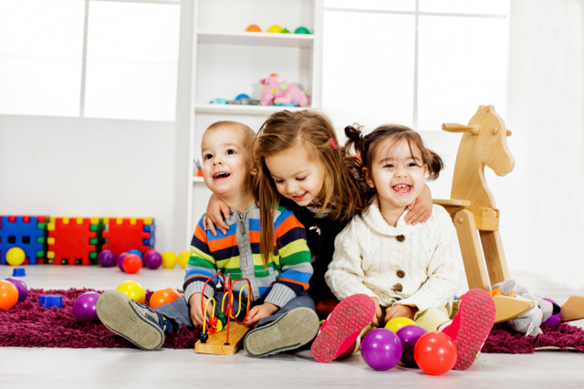 Игры с детьми 3-4 лет в дождливую погоду дома