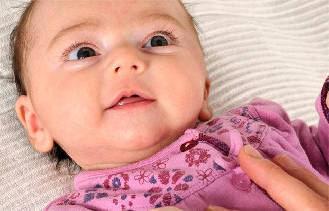 Развивающие упражнения для ребенка от 0 до 3 месяцев