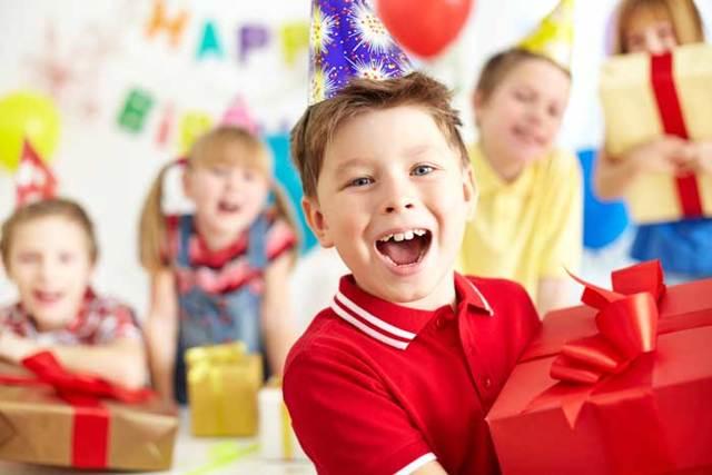 Что подарить на День рождения ребенку 9 лет