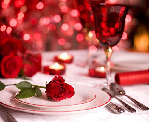 Как встретить день святого Валентина