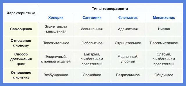 Как определить темперамент ребенка. Консультация для родителей