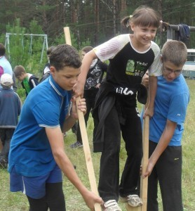 Ролевые игры в лагере