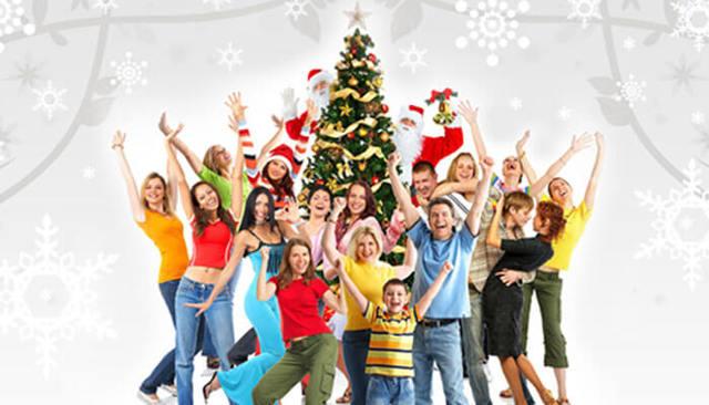 Новогодние игры и конкурсы для школьников