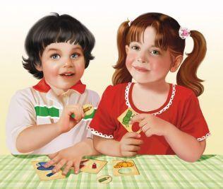 Игры для детей 5 лет на развитие творческого мышления