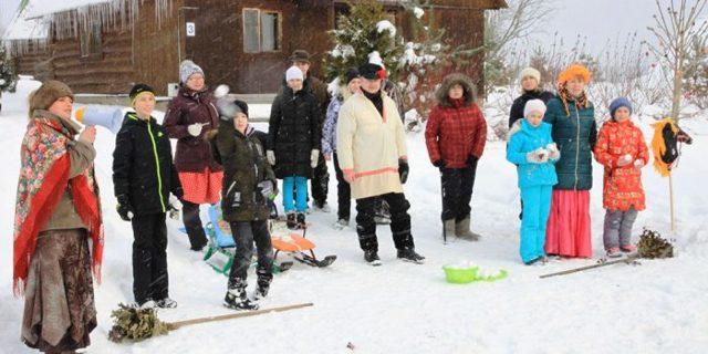 Игры на Масленицу на улице для всех возрастов