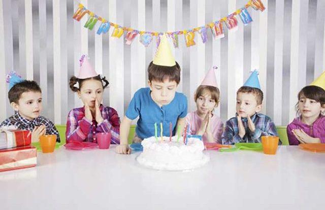 Конкурсы на детский День рождения 6-7 лет дома своими силами