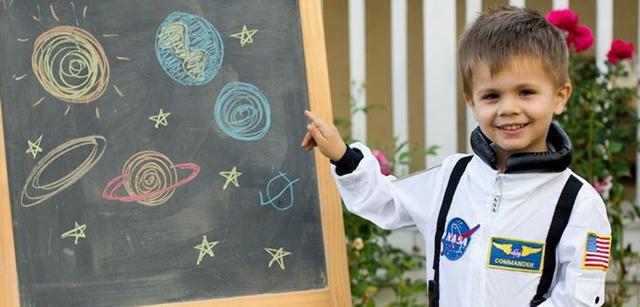 День космонавтики в начальной школе. Сценарий