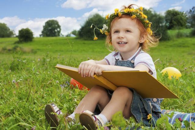 Рассказы о лете для начальной школы
