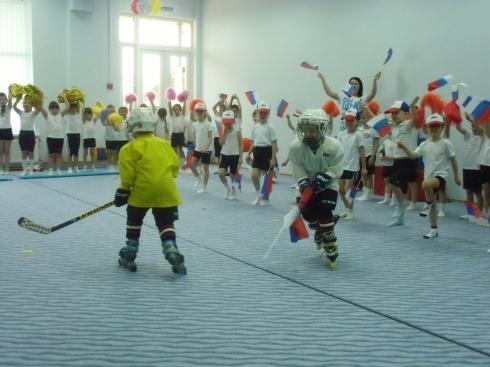 Сценарий спортивного зимнего соревнования в подготовительной группе