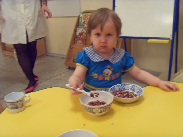 Игры на кухне с детьми 2-3-4 лет