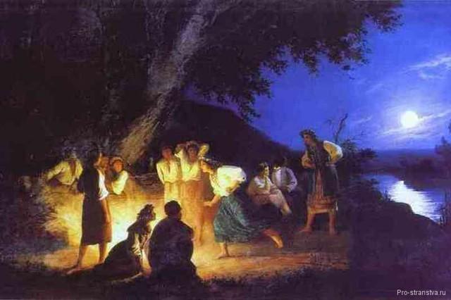 Праздник Иван Купала для детей