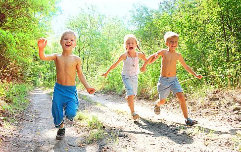 Развитие ребенка 4 лет в домашних условиях