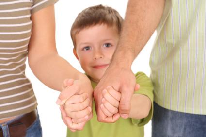 Влияние родителей на формирование личности ребенка