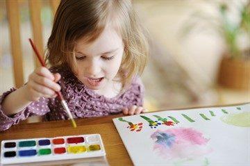 Обучение дошкольников рисованию и лепке. Как обучать рисованию детей от 3 до 5 лет