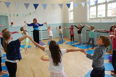 Виды физкультурных занятий для учащихся начальных классов