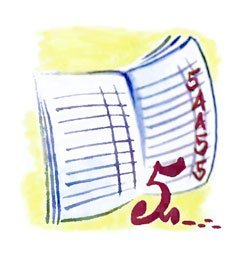 Берестов «Тетрадки» читать