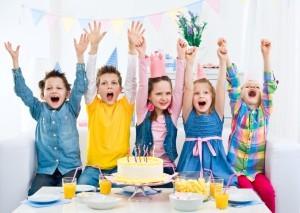 Интересный сценарий на День рождения девочки 10 лет