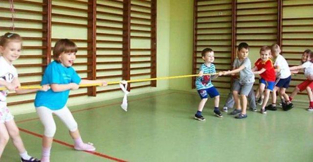 Спортивная олимпиада для школьников. Сценарий