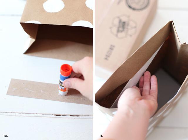Праздничная упаковка из картона своими руками. Мастер-класс
