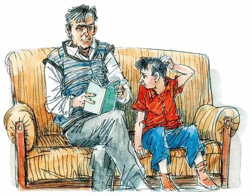 Смешные рассказы для детей. Не надо врать