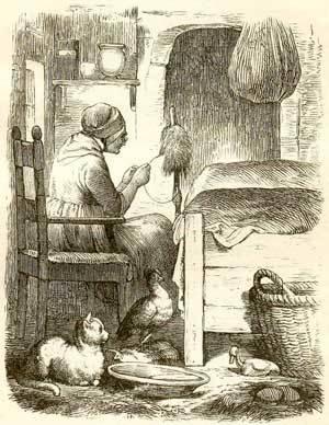 Сказка Андерсена «Гадкий утёнок» читать