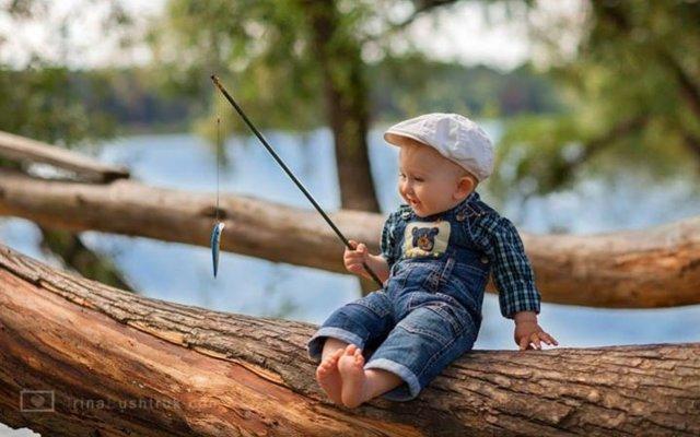 День рыбака. Сценарий для детей