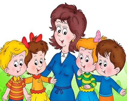 Стихи про детский сад для детей 3-4 лет