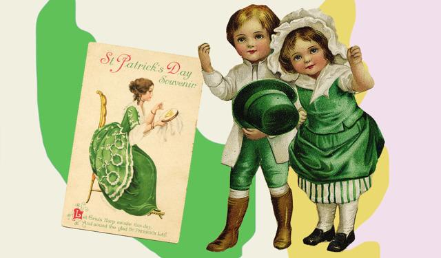 Про День святого Патрика для детей