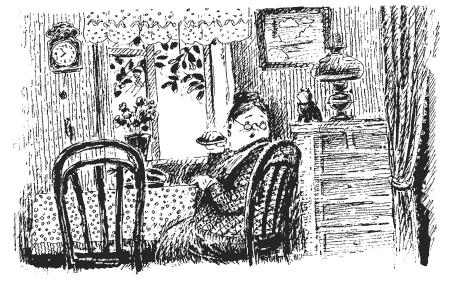 Зощенко «Сравнительно умная кошка» читать