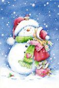 Развлечение «В гости к зиме» в детском саду в старшей группе