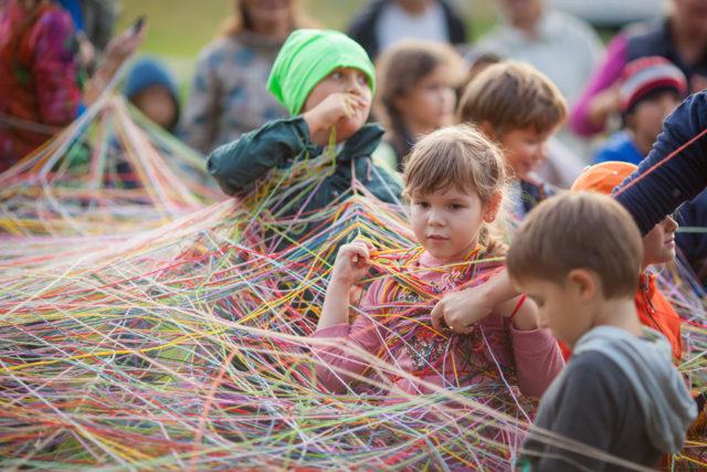 Коллективные творческие дела. Сценарии для детского лагеря