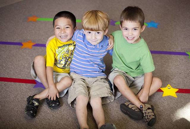 Развитие ребенка 5 лет