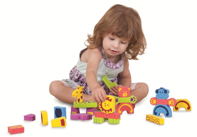 Виды развивающих игр для младших дошкольников
